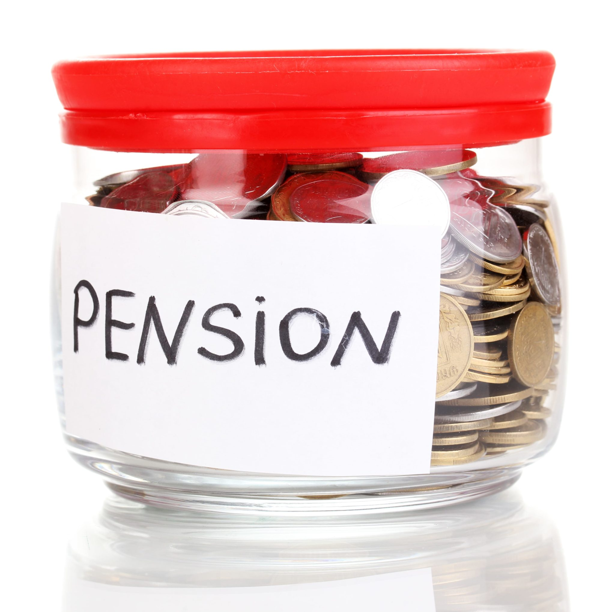 Picture Pension Pot