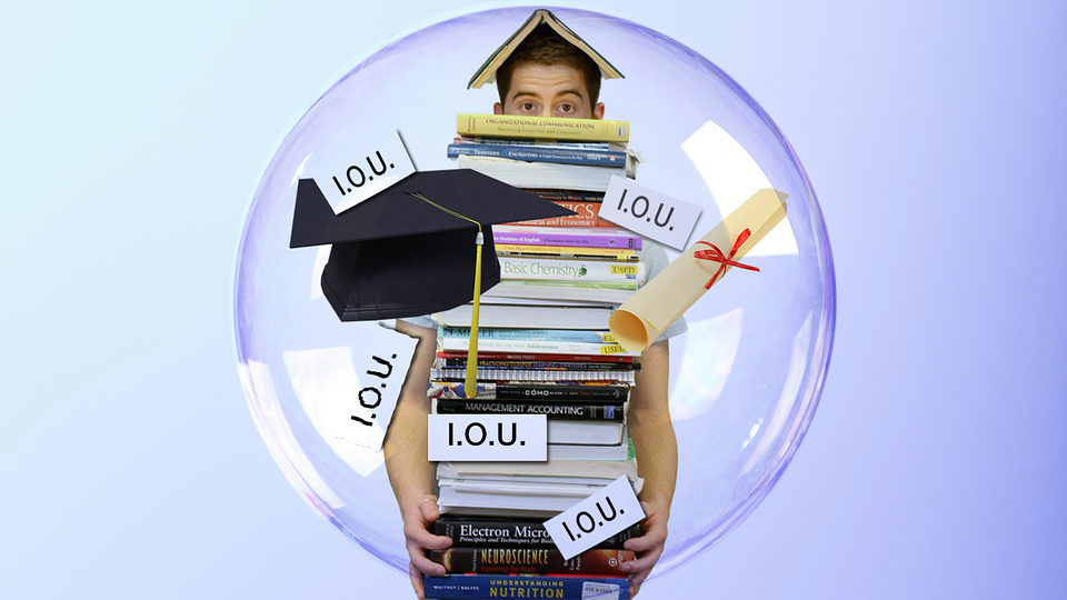 Student loan debt accountants in leeds
